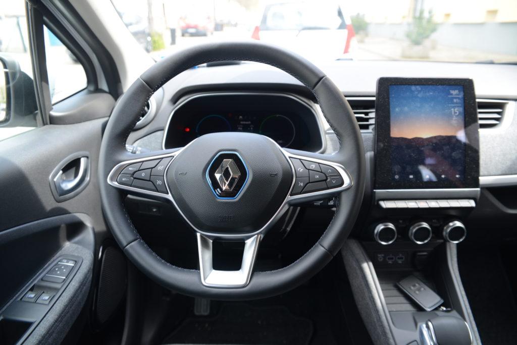 Renault ZOE - Cockpit