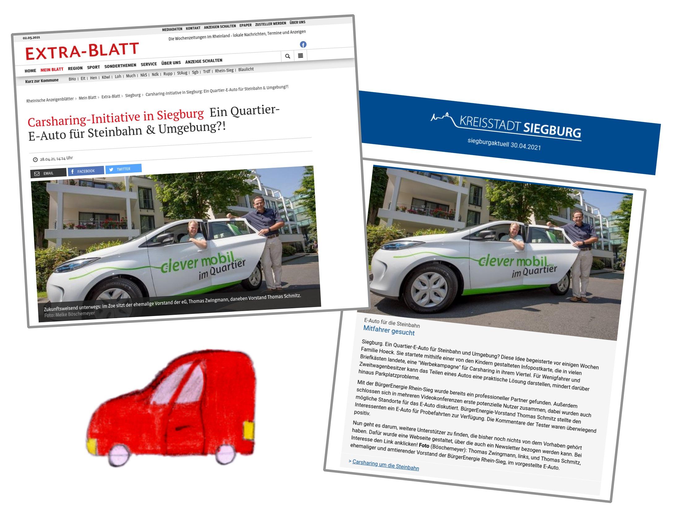 Read more about the article Eine kleine Presseschau